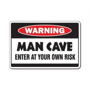 shed man cave