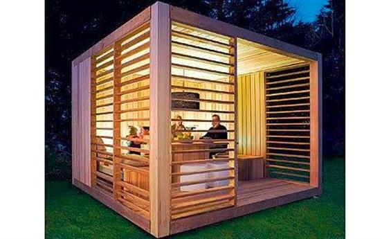 Modern Backyard Shed Designs : Contemporary Living Ideas Sheds Create Space & Time in Your Home