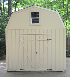 shed painting ideas