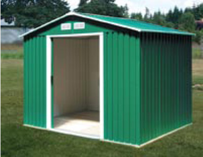 metal or wooden sheds which type of shed is best