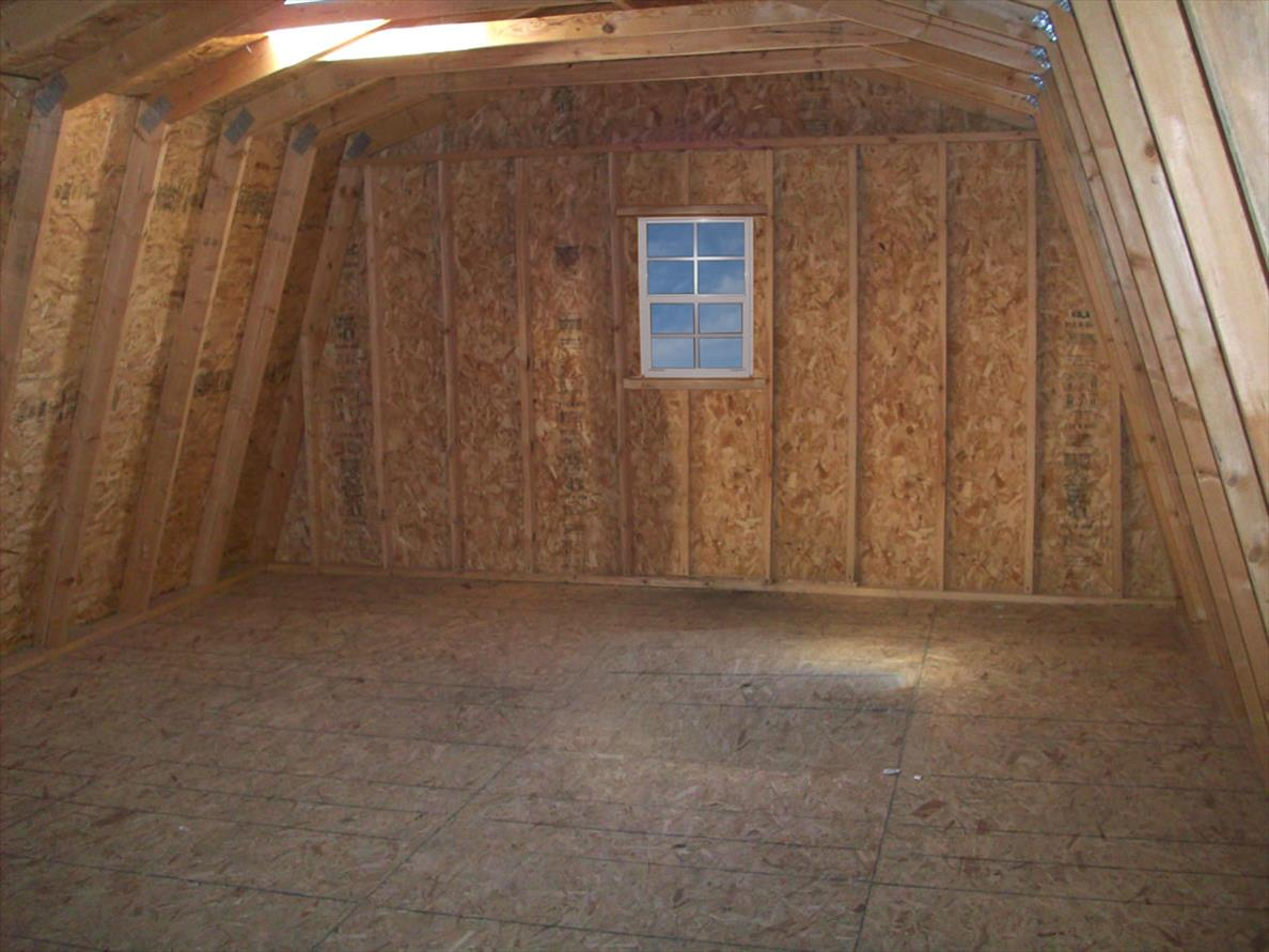 Buying a shed to live in turn a storage shed into a home for Building a barn to live in