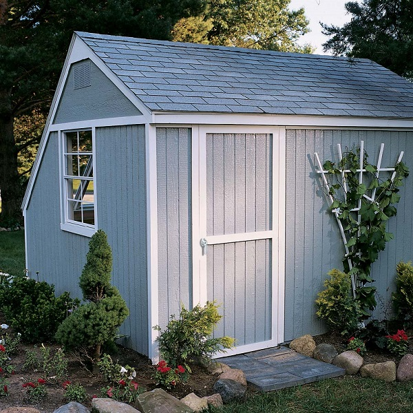 gardening sheds with solar shed