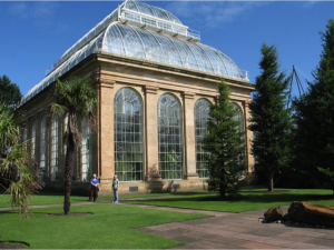 edinburgh glasshouse