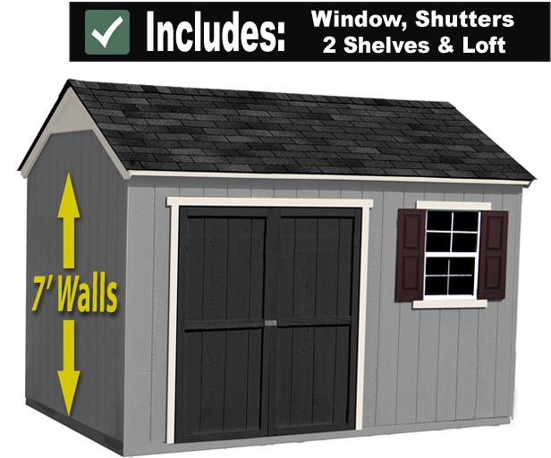 ranch sheds to buy