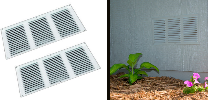 How to ventilate your backyard shed 6 tips for shed for Garden shed ventilation