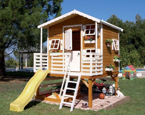 playroom shed house