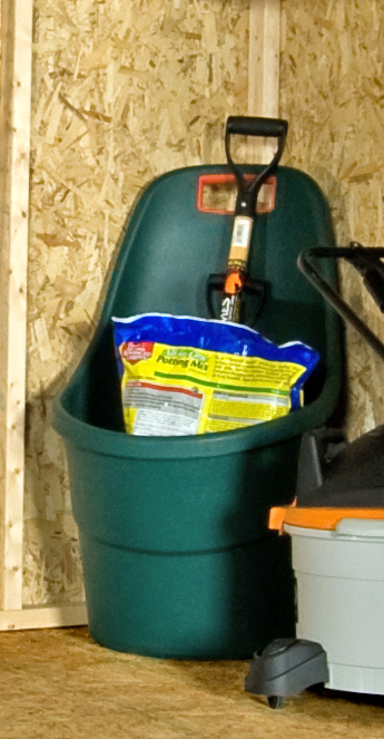 tools for garden sheds