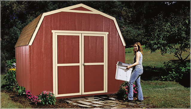 Shed Liquidators - Premium Gambrel, Ranch, & Gable Sheds