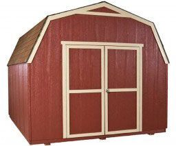 wood shed painting tips
