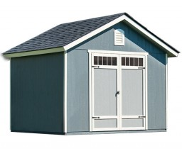 10 x 8 Gable Shed