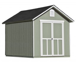 8 x 10 Gable Shed