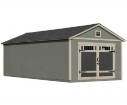 12x20 Gable Shed