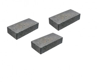 Concrete leveling blocks to level up floor foundation