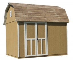 10x8 Gambrel Shed