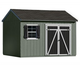 12 x 10 Ranch Shed