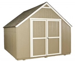 10x12 Gable Shed