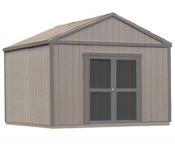 12x12 Gable Shed