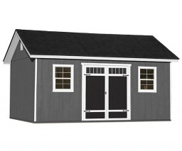 16x10 Ranch Shed
