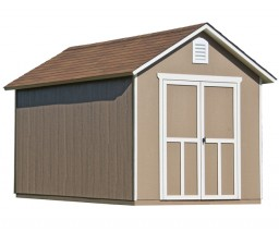 8 x 12 Gable Shed