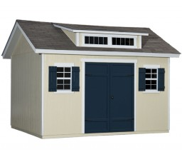 12x10 Ranch Shed