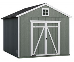 10 x 12 Gable Shed