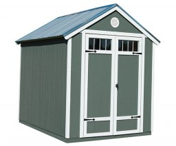 6x8 Gable Shed