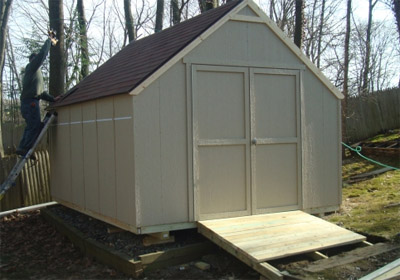 rob review sheds