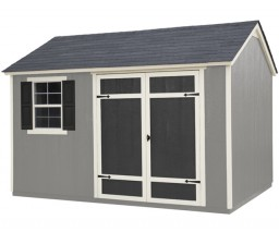 12x8 Ranch Shed
