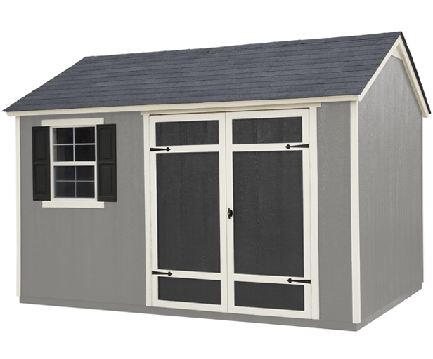 12'x8' Ranch Shed