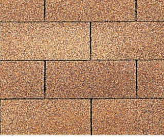 Light Brown Shingle Option